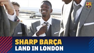 New-look Barça in England for Tottenham clash