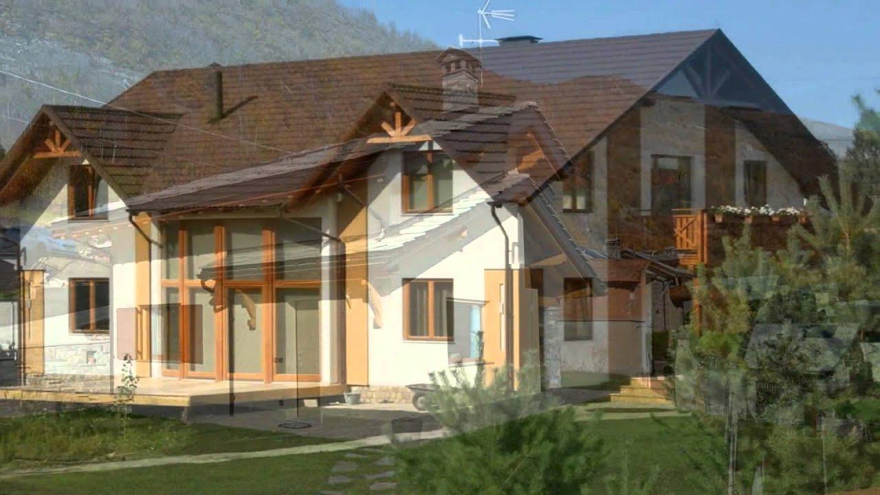 Come costruire una casa in legno in italia youtube - Vivere in una casa di legno ...