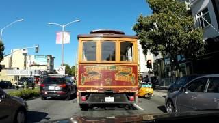 США 4707: Едем по Сан Франциско под мирные бла-бла-бла