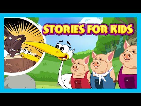 STORIES FOR KIDS - Best Story Compilation For Children