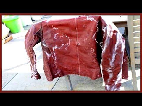 Как стирать кожзам