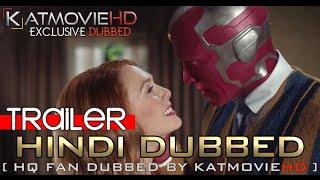 WandaVision (2021) Hindi Dubbed Trailer By KatMovieHD [Disney+ Series] Thumb