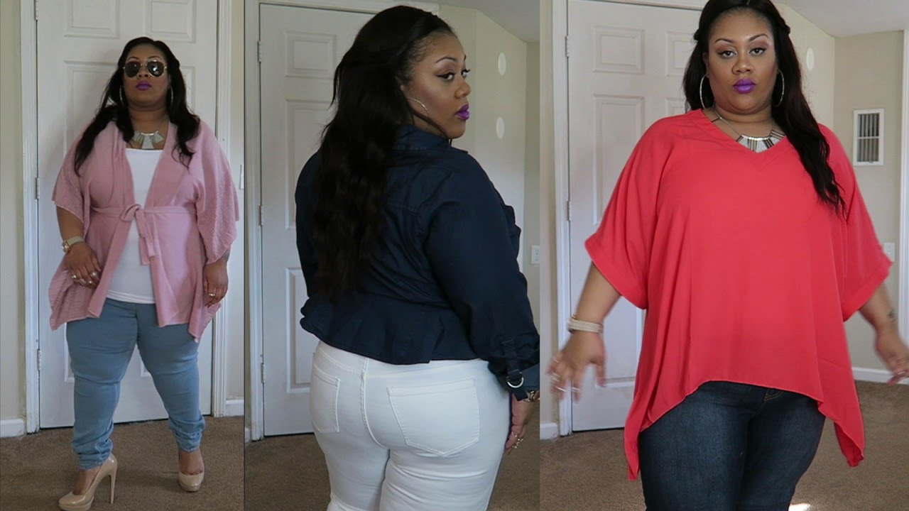 Fashion to Figure Plus Size Try on Haul   YouTube Fashion to Figure Plus Size Try on Haul