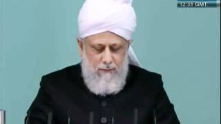 QADIANI-khalid-persenting-khutba-juma-15-04-2011, Corruption among Muslim leadership and solution_c2