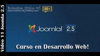 11 Curso de Joomla 2.5: Desinstalar Joomla 2.5 en un Hosting(, 2013-09-19T17:44:22.000Z)