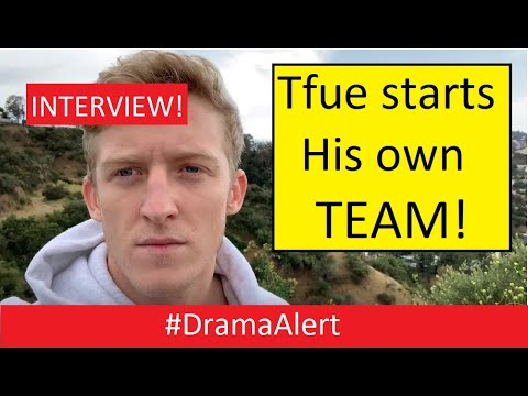 tfue-makes-his-own-team!-(interview)-faze-ceo-#dramaalert-contract-leaked!