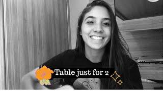 Baixar Table just for 2 (Alok, IRO) - Yasmin Carvalho