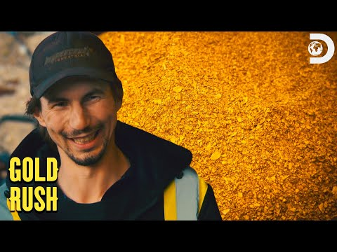 Parker's Season Hits $10 MILLION! | Gold Rush