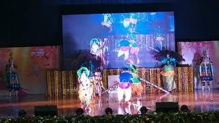 National Youth Festival 2020 begins at Lucknow in Uttar Pradesh#Dance forms of Tamil Nadu#National Y