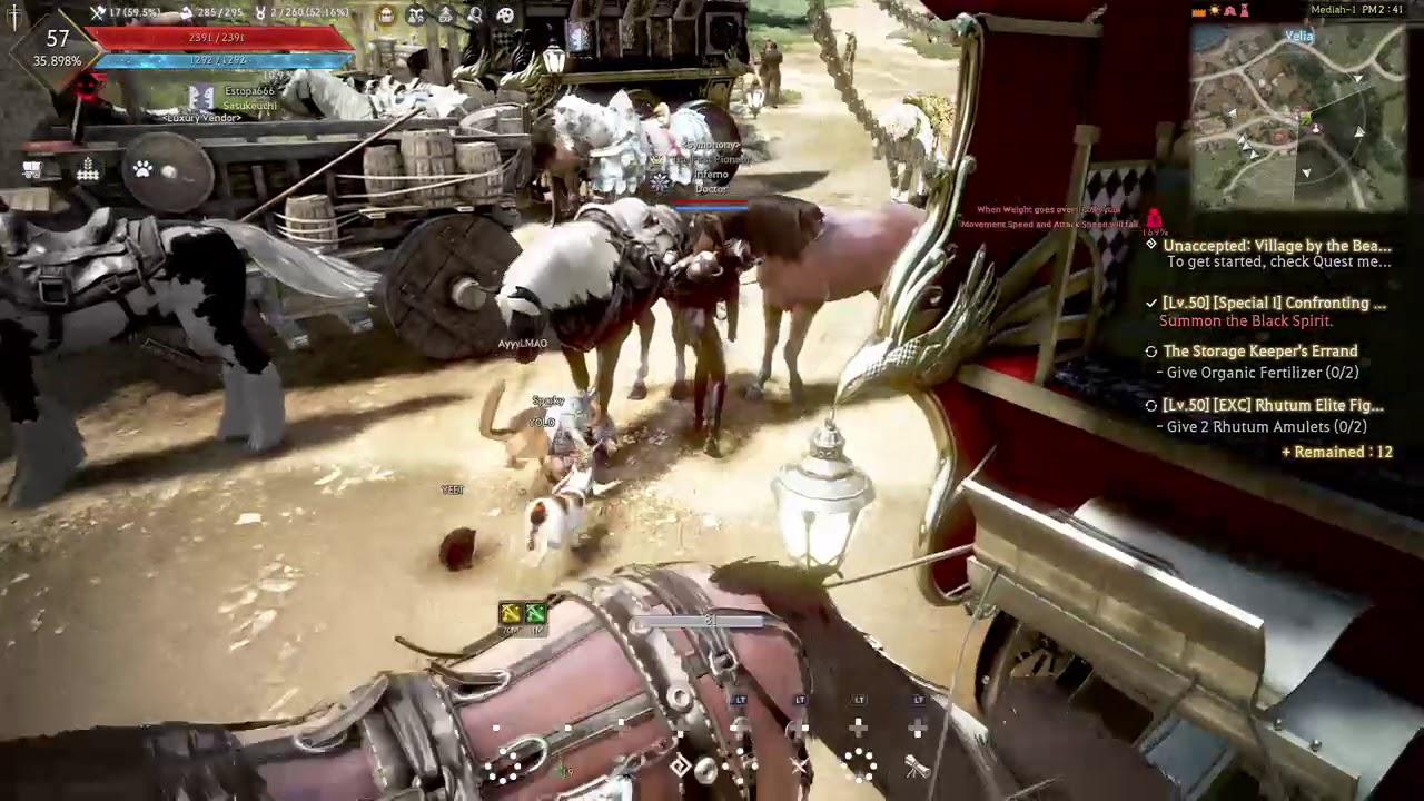 Black desert xbox - Trading power level to artisan 2