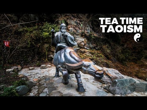 How Lao Tze Wrote the Tao Te Ching explained by Taoist Master - Tea Time Taoism