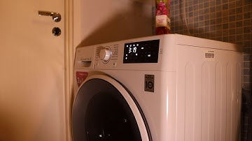 LG kuivaava pesukone ensivaikutelmia