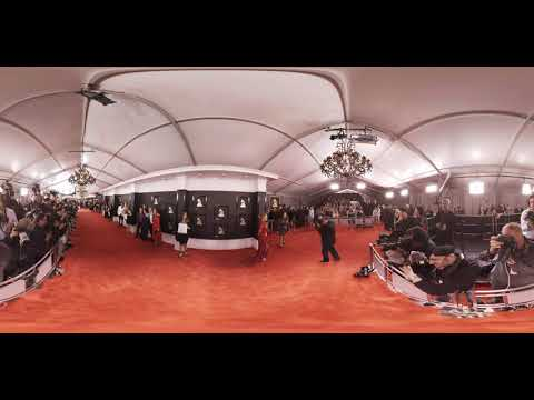 EVENT CAPSULE - 59th Annual Grammy Awards 360 ñ Arrivals