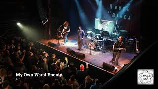 Grunge DNA at House of Blues 3/30/19 My Own Worst Enemy by Lit