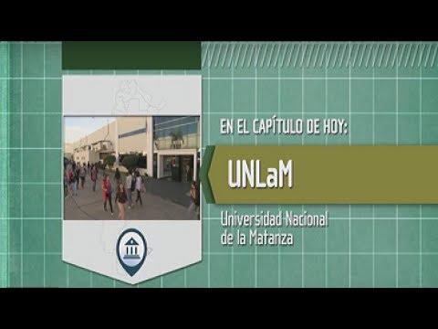 Mundo U: Universidad Nacional de La Matanza