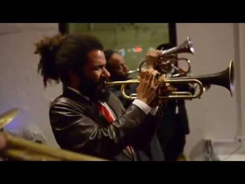 Trumpetmafia Live at People's Health New Orleans Jazz Market