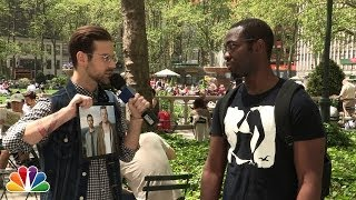 Ryan Lewis Asks Music Fans About Ryan Lewis