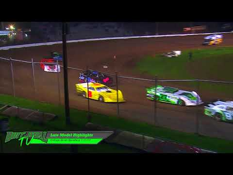 Late Model Highlights Cottage Grove Speedway 3 31 18