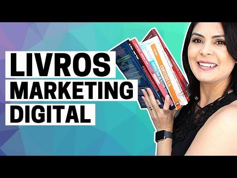 7 Livros de Marketing Digital Que Você Deveria Ler | Dica de Livro de Marketing