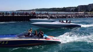 Thunder boats