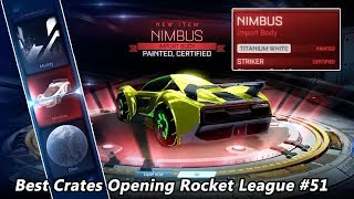 Best Crates Opening Rocket League #51