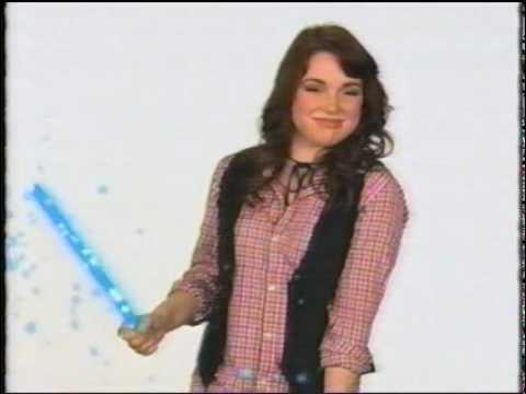 Jennifer Stone NEW!!!!!  Disney Channel Logo