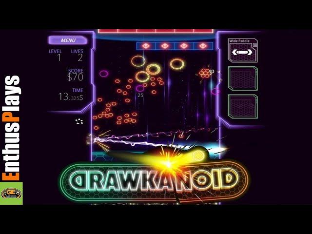 Drawkanoid (Steam) - EnthusPlays | GameEnthus