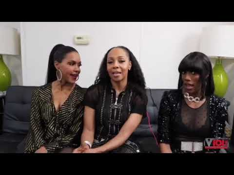 Watch En Vogue Do A Special M.C. Hammer Warmup at V101's Summer Jam