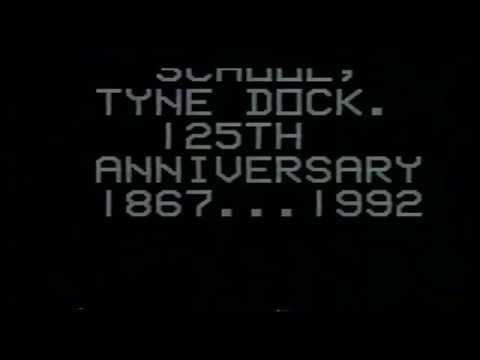 St Marys School Tyne Dock South Shields 125th Anniversary Day 1867 - 1992