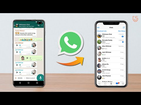 The Best Way To Transfer WhatsApp From Android To IPhone 2020