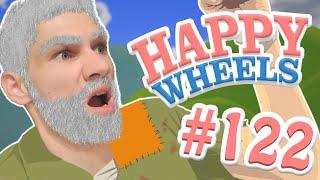 Happy Wheels #122 - 'Śmiercionośna piłka!'