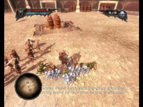 Overlord 2 game play 65 (PC) |