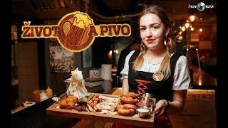 Чешско-немецкий паб Zivot A Pivo ( Чернигов ) Пиво, бургер, мясо, коктейли.