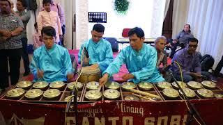Download Lagu Kerennya Alat Musik Tradisional Minangkabau Talempong MP3