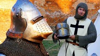Od krucjat do Grunwaldu - średniowieczne uzbrojenie - CO ZA HISTORIA