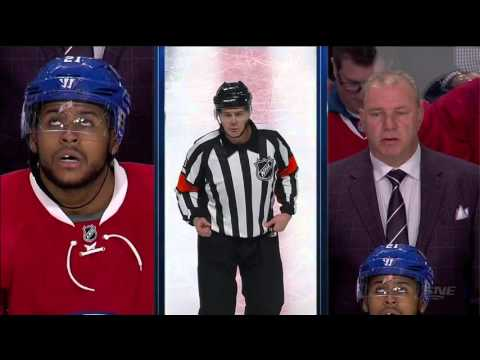 Blue Jackets @ Canadiens Highlights 01/26/16