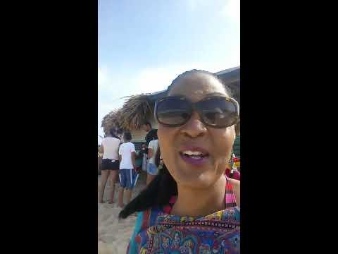 Dr. Melida A. Harris Barrow in San Andres