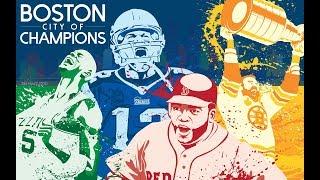 Sports Wrap #266 - Ranking Boston