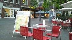 Randale im Café Extrablatt Viersen