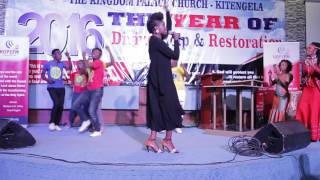 IN HIS PRESENCE WORSHIP EXPEREINCE Mercy Masika