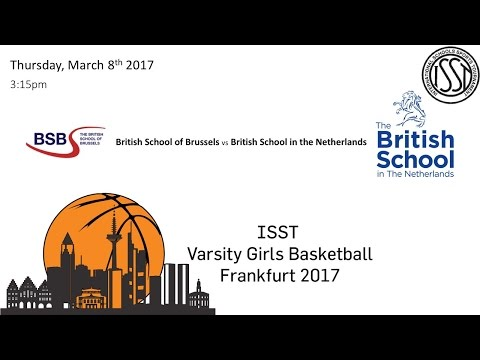 ISST Varsity Girls Basketball: BSB vs BSN