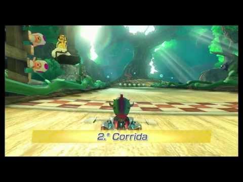 [Wii U] Mario Kart 8 (DLC Pack 2) - Taça Crossing online (60fps)