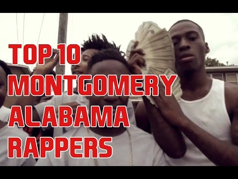 Top 10 Montgomery, AL Rappers