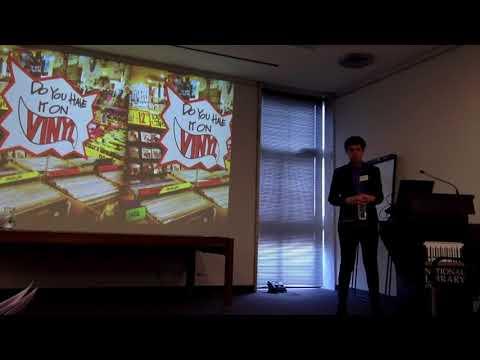 """Collecting In Context"" - IAML Australia 2017 - Michael Alexandratos"