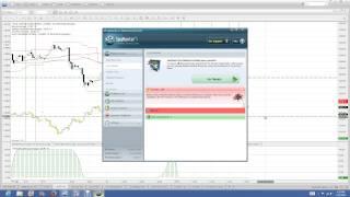 Nadex Binary Options Trading Signals Training and Trading Recap 01 23 2014