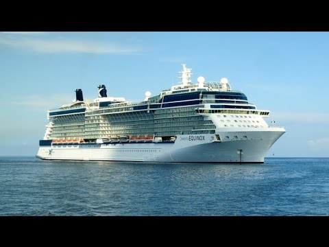 Celebrity Equinox, Tour of the Ship