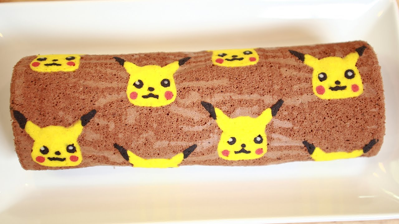 Nerdy Nummies Pokemon Cake