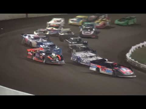 40th Annual Yankee Dirt Track Classic Non-Qualifiers Late Model feature Farley Speedway 9/2/17