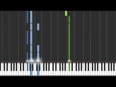 JUSTIN BIEBER - HEARTBREAKER Piano Cover ( Sheet Music + MP3 )
