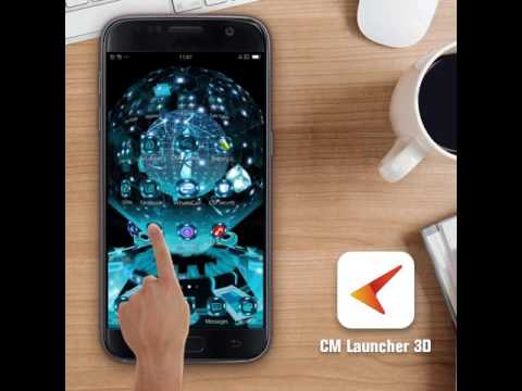 3D Next Tech 2 Plus Launcher - Google Play Android